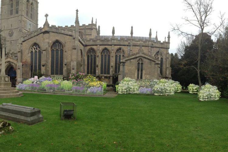All Saint's Memorial Garden