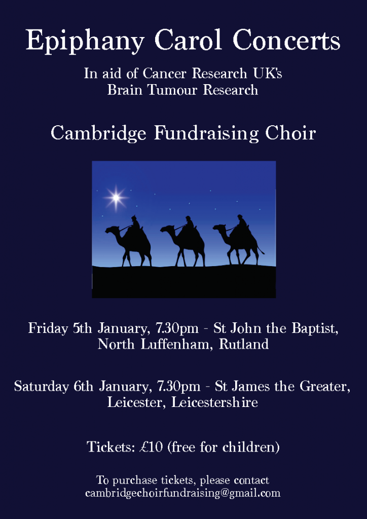 Epiphany Carol Concert @ St John the Baptist North Luffenham